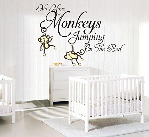 mafent (tm) no más monos que saltan en los monos de la cama