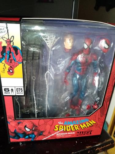 mafex spiderman