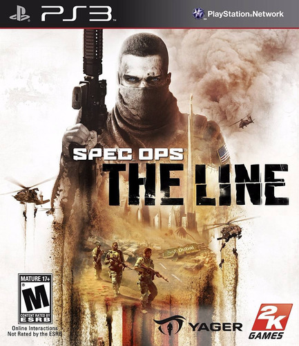 mafia 2 e spec ops the line ps3 psn midia digital