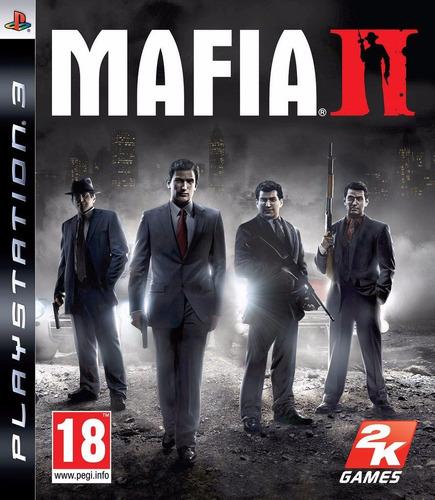 mafia 2  ps3 version digital