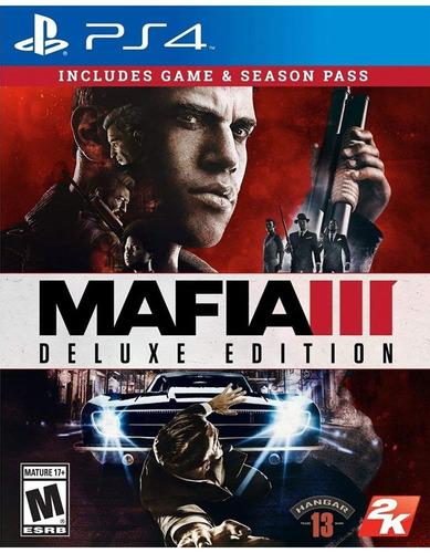 mafia 3 deluxe ps4
