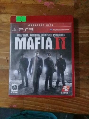 mafia 3 ps3