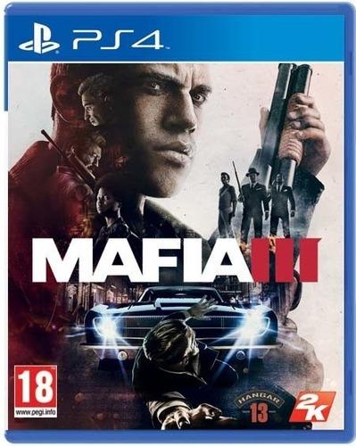 mafia 3 - ps4 - físico - nuevo sellado