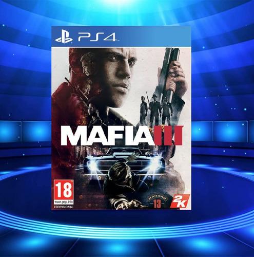 mafia 3 ps4  primaria