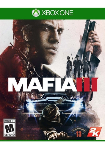 mafia 3 xbox one físico sellado