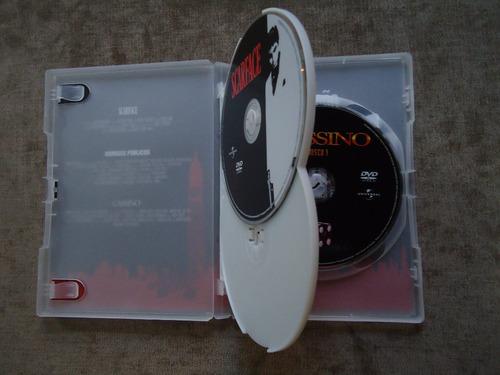 máfia coleção - 03 filmes clássicos - box dvd