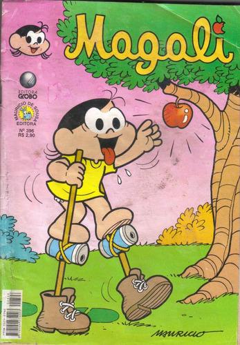 magali n° 296 ed. globo