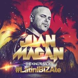 magan juan the king is back cd nuevo