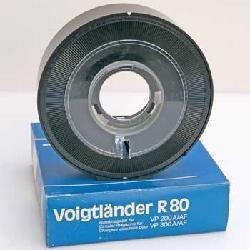 magazine circular voigtlander r80 para 80 diapositivas nuevo