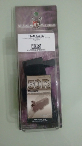 magazine original king arms blaser r93