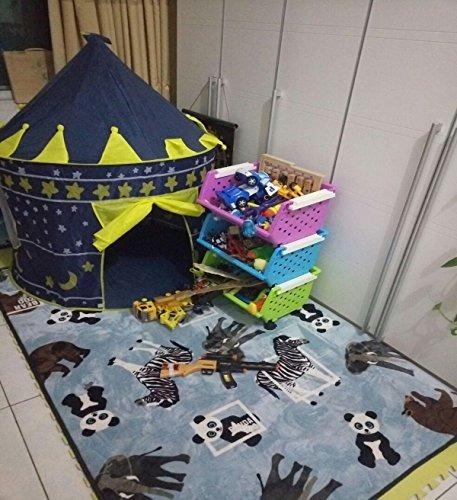 magdesigner 2 cestas niños juguete organizador de almacenami