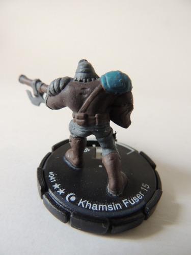 mage knight - miniatura rpg -  khamsin fuser   (sa 54)