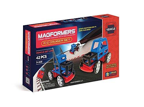 magformers r / c cruceros set (42 piezas)