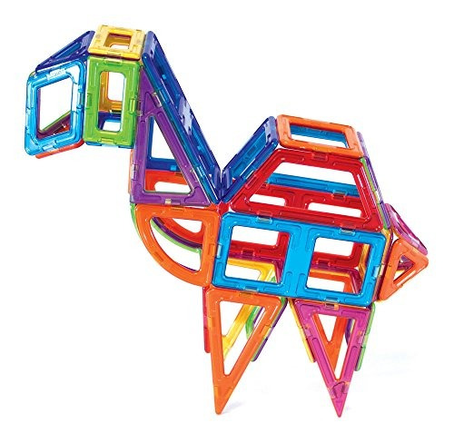 magformers safari set (83 piezas)