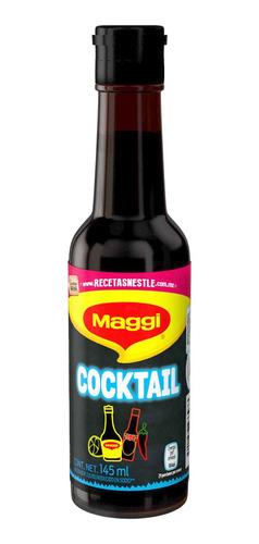 maggi -  cocktail 145ml  - (1 pieza)