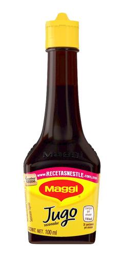 maggi - jugo 100ml - (1 pieza)