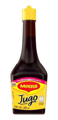 maggi - jugo 200ml - (1 pieza)