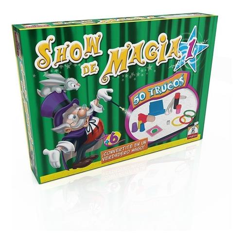 magia 50 trucos show de magia 1,50 mago 372 educando