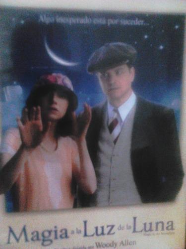 magia a la luz de la luna. dvd original envío gratis $ peli
