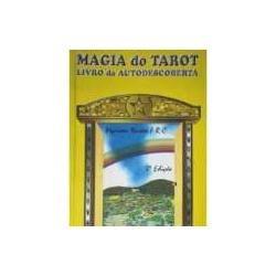 magia do tarot  livro da autodescoberta - myrian nunes  frc