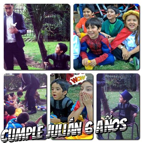 magia infantiles eventos