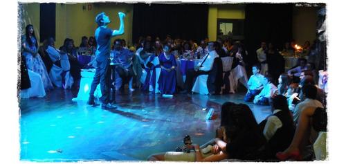 magia mago ilusionista show eventos fiestas