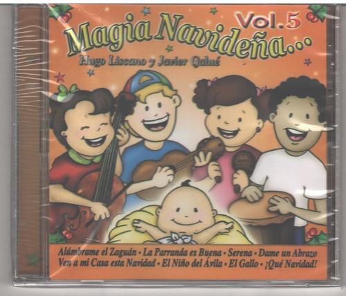 magia navideña vlo.5 cd