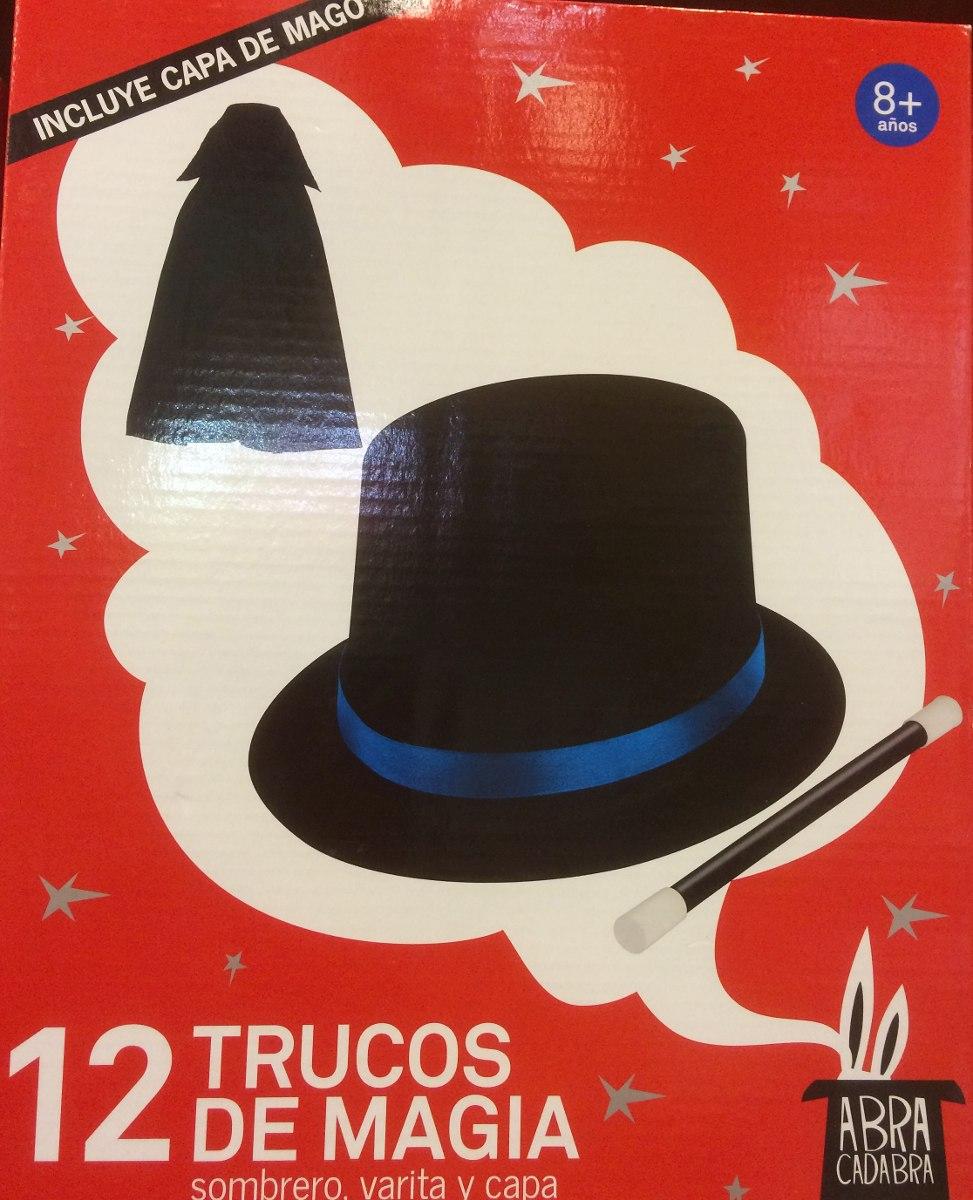 Trucos de magia para niños con sombrero