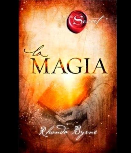 magia / rhonda byrne (envíos)