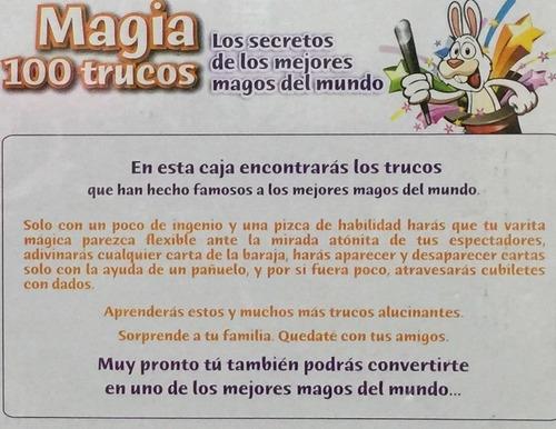 magia trucos juego