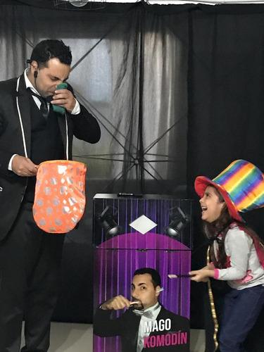 magia y  humor online - mago comico - shows familiares