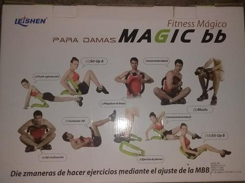 mágic bb máquina para hacer abdominales