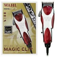 magic clip cordadora profesional wahl 5 star motor v9000 nue