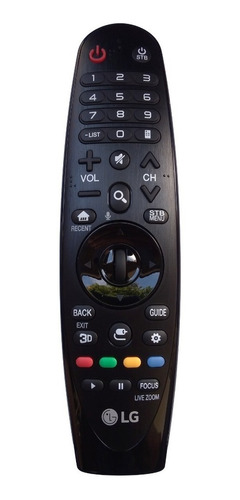 magic control lg an-mr650 2016 original