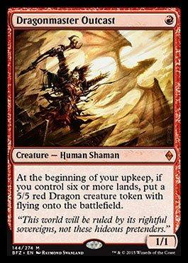 magic el encuentro - dragonmaster outcast (144/274) - batal