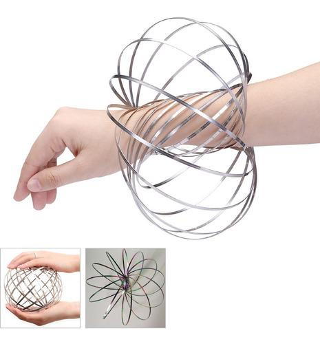 magic flow ring aros mágicos magia metálicos