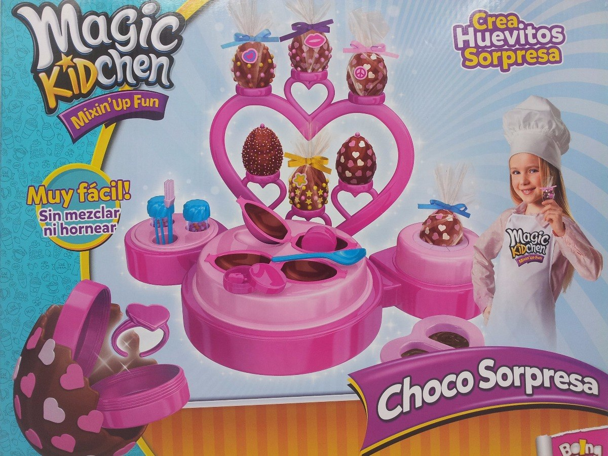 Huevitos Chocolate Choco Sorpresa17900