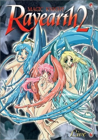 magic knight rayearth las guerreras magicas temporada 2 dvd
