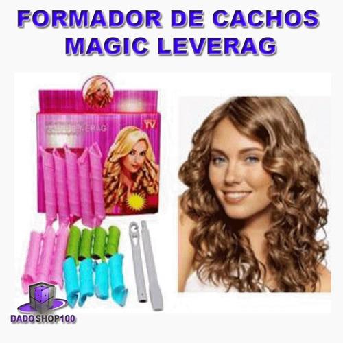magic leverag - curl formes - formadores cachos no brasil