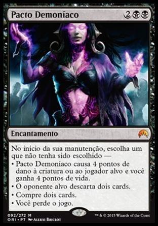 magic origins pacto demoníaco    - portugues