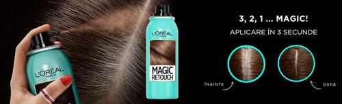 magic retouch corrector de raices x 75ml loreal