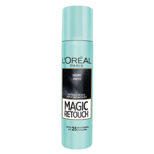 magic retouch loréal paris - corretivo instantâneo preto