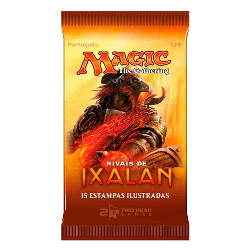magic rivais de ixalan deck planeswalker angrath portugues