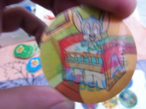 magic tazo elma chips tiny toon