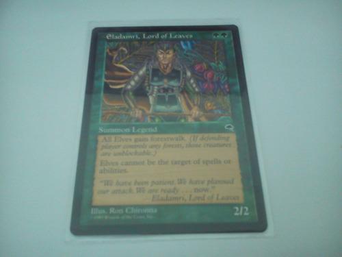 magic the gathering - eladamri lord of leaves - 1x nm