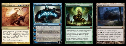 magic the gathering. from the vault: twenty. nuevos sellado
