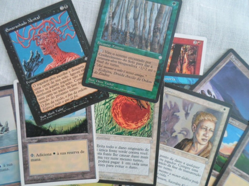 magic the gathering & spellfire