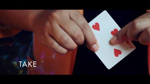 mágica - pasteboard - 5 mágicas de cartas incríveis !