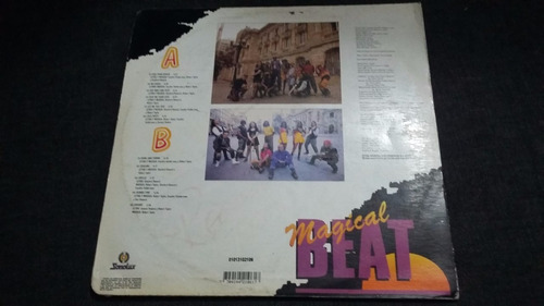 magical beat pick your choise lp vinilo reggae