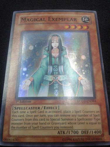magical exemplar lodt-en084 super 1st yugioh